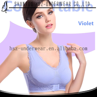 2015 Fashion latest design hot sale high quality cheap wholesale hot sexy lady bra woman seamless bra asian sexy girl open bra