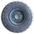 Factory supply 4.10/3.50-4 balance scooter/Truck/Utility Carts Tire on wheel