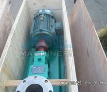 Single Mono Screw Pump for High Solid Content Fluid/high viscous fluid transfer