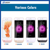 5000mAh for iphone 6 external portable battery charger Case For Iphone5