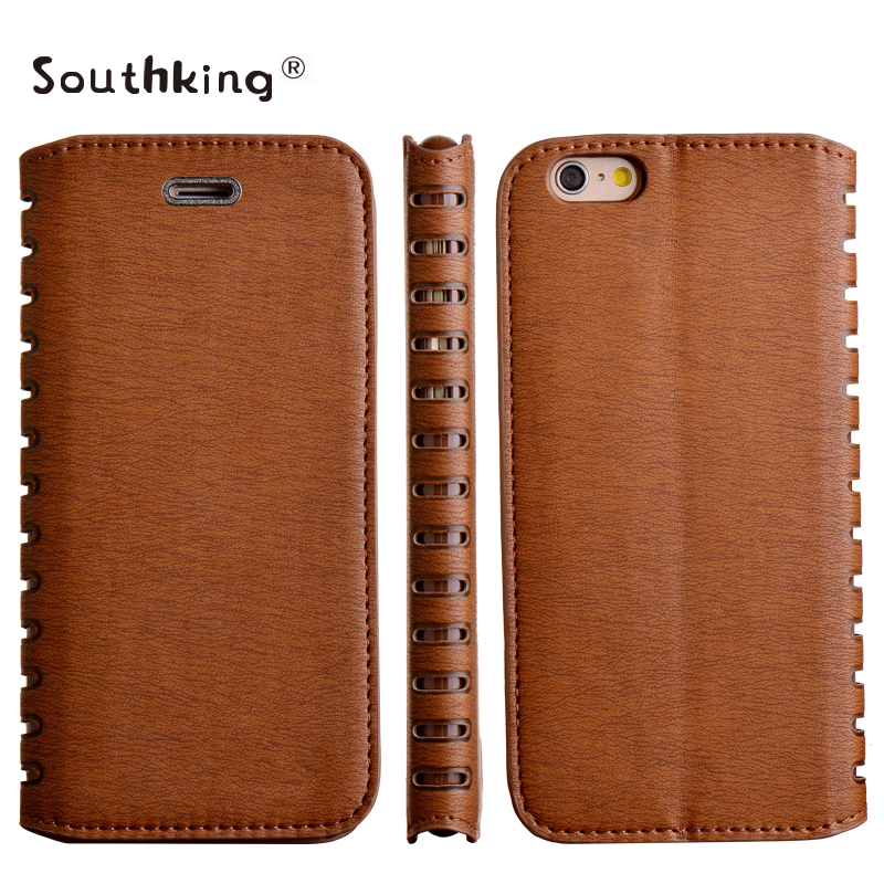 custom designer OEM service PU leather phone case for iphone 6/6s