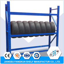 High quality warehouse semi trailer spare tire rack