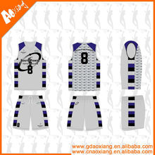 13/14 New Style Sublimation Basketball Jersey