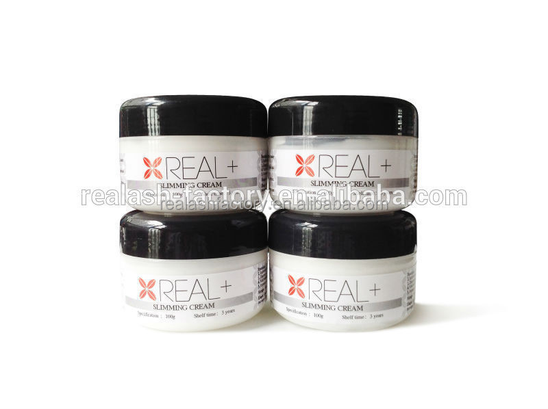 International Approvals MSDS REAL PLUS ginger Slimming Cream Shape Firming Body Lotion