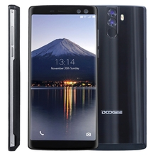 12000mAh 6.0 inch 2 Back Cameras 2 Front Cameras Android 7.0 Smartphone 4GB 32GB Mobile Phones 4g DOOGEE BL12000 Cell Phone