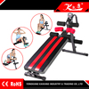 2016 NEW ADJUSTABLE SIT UP BENCH ABS SIX PACKS TRAINING GYM BENCH AB EXERCISER EQUIPMENT