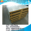 High quality PU sandwich panel/factory/External roof insulation