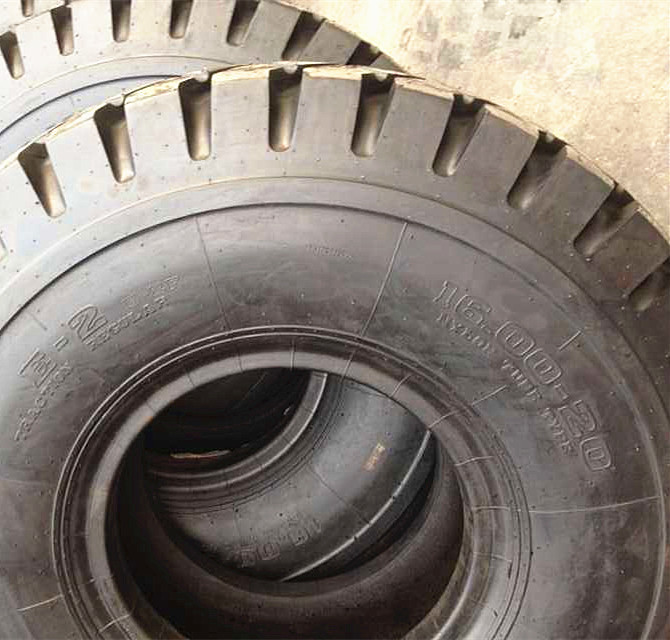 ADVANCE HEAVY DUTY MILITARY TIRE 16.00-20