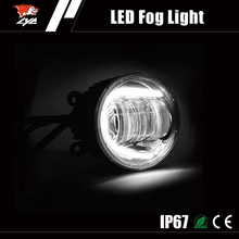 Auto Parts Accessories IP67 auto LED driving running light drl car fog lamp white