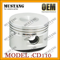 Motorcycle Parts 110cc Cylinder Piston and CD110 Engine Block Kit