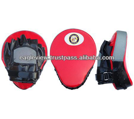 Focus Mitt & Taekwondo Racket with Jumbo Foam