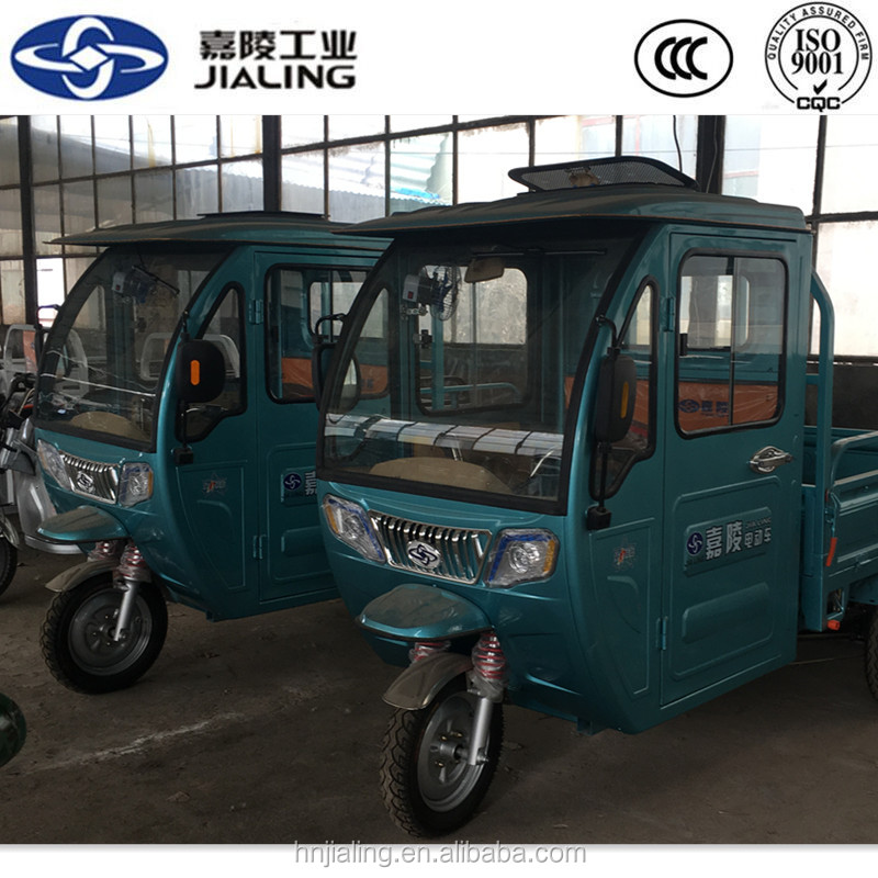china enclosed adult heavy 3 wheel motorcycle