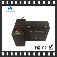 High quality solar panel lifepo4 battery 3.2v 200ah with plastic case with BMS