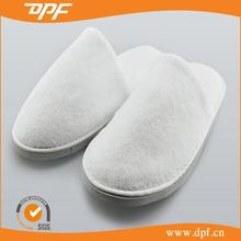 Custom washable disposable hotel slipper