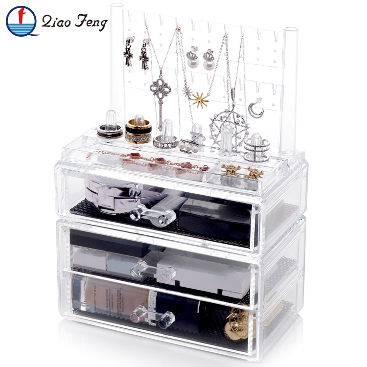 SGS, BSCI,TuV Fancy Cosmetic jewelery Jewelry Showcase Display