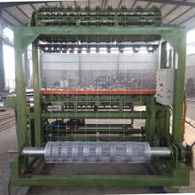 Automatic hinge joint field fence making machine/field fence weaving machine