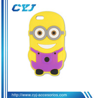 Hot selling minion style custom for iphone 5 case