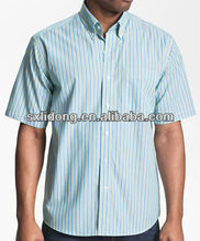 2013 latest style casual plaid shirts designs for men