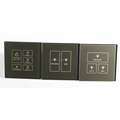 1/2/3/4/5 gang hotel guest room electronic touch switches