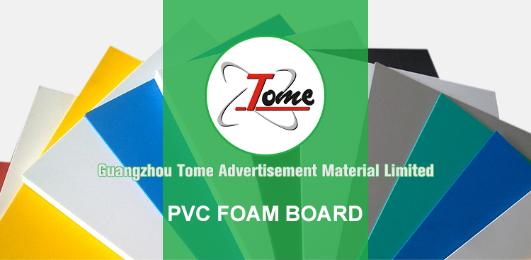 Promotion Advertisement High Density PVC Sheet White PVC Foam Board