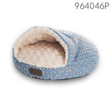 High quality and comfortable fashion jean series slipper pet bed for dog of Rosey Form