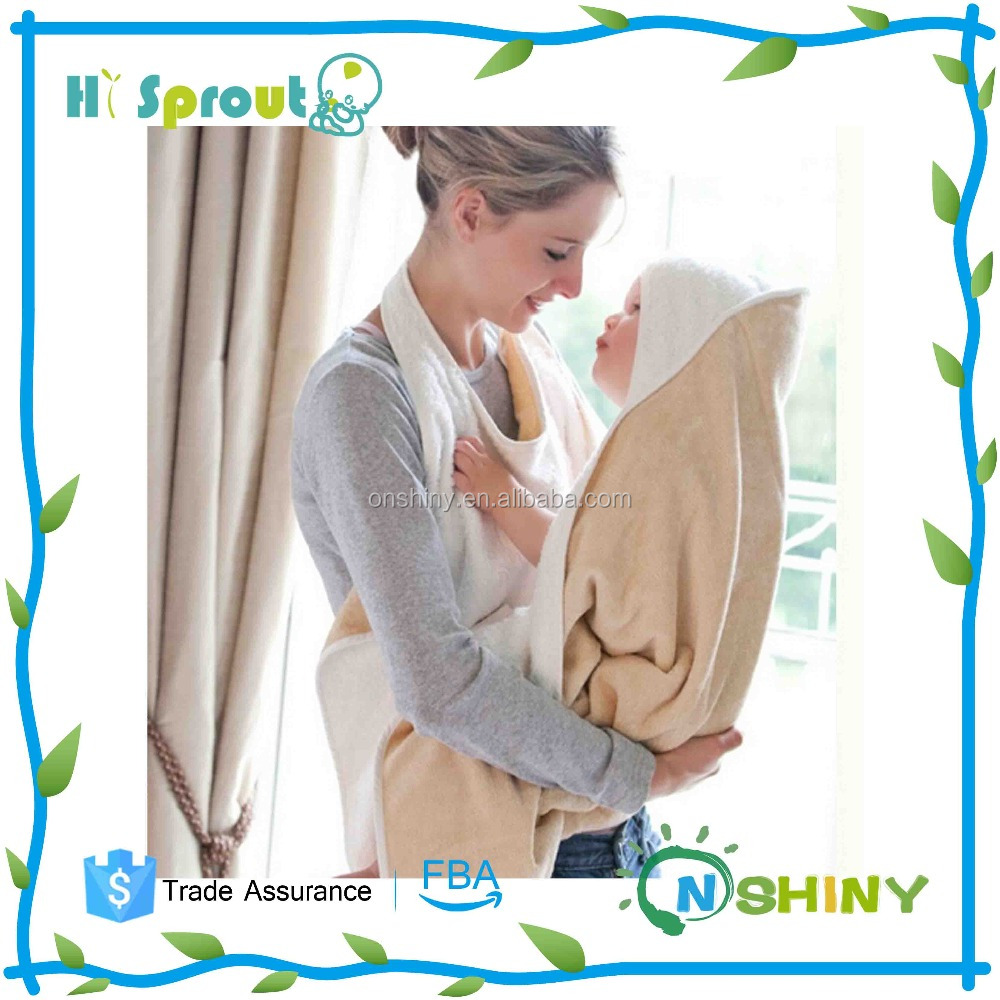 Super cute! baby's hooded towel / 100%cotton / microfiber / bamboo