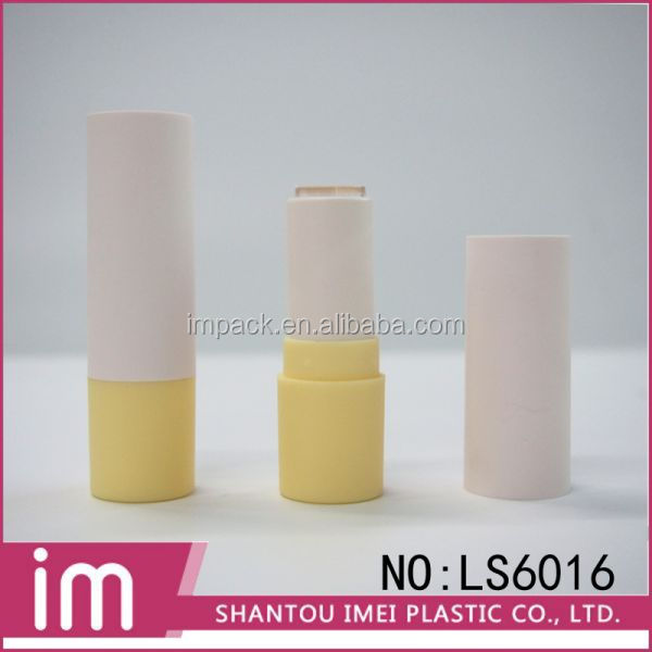 2016 hot sale new design of korea Dr jart lipstick tube/packing/container