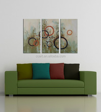 handmade abstract group art picture