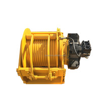 manufacturer various ton hydraulic winch for boat /truck /trailer/bulldozer