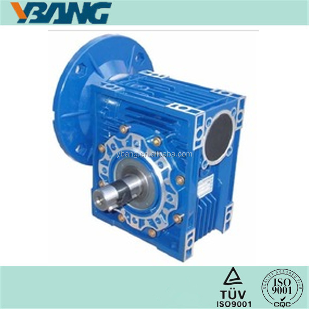 Hangzhou Woodworking Machine Right Angle Bevel Gear Reducer