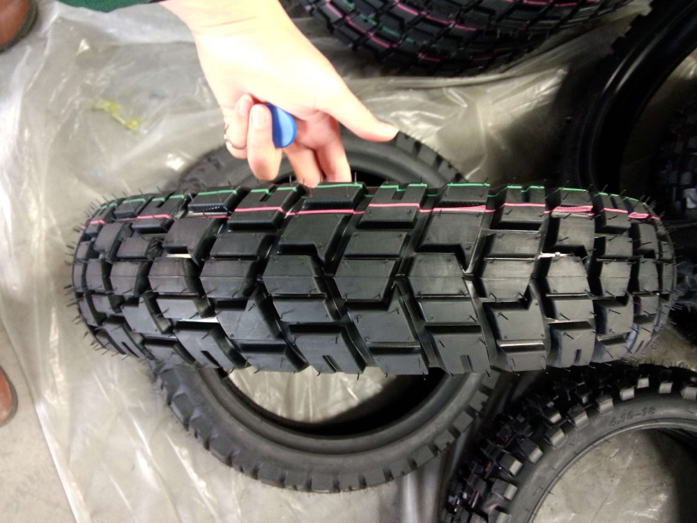 China high quality motorcycle tire110/90-16 with new pattern