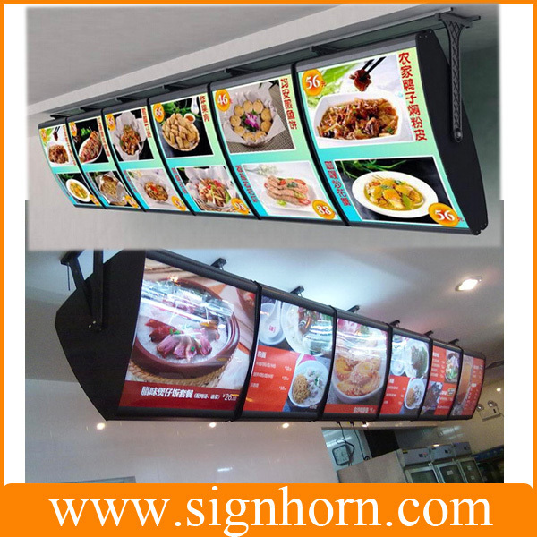 china restaurant menu box