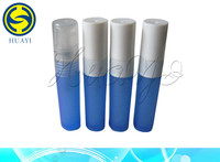 2014 new design good market cosmetic plastic pump bottle