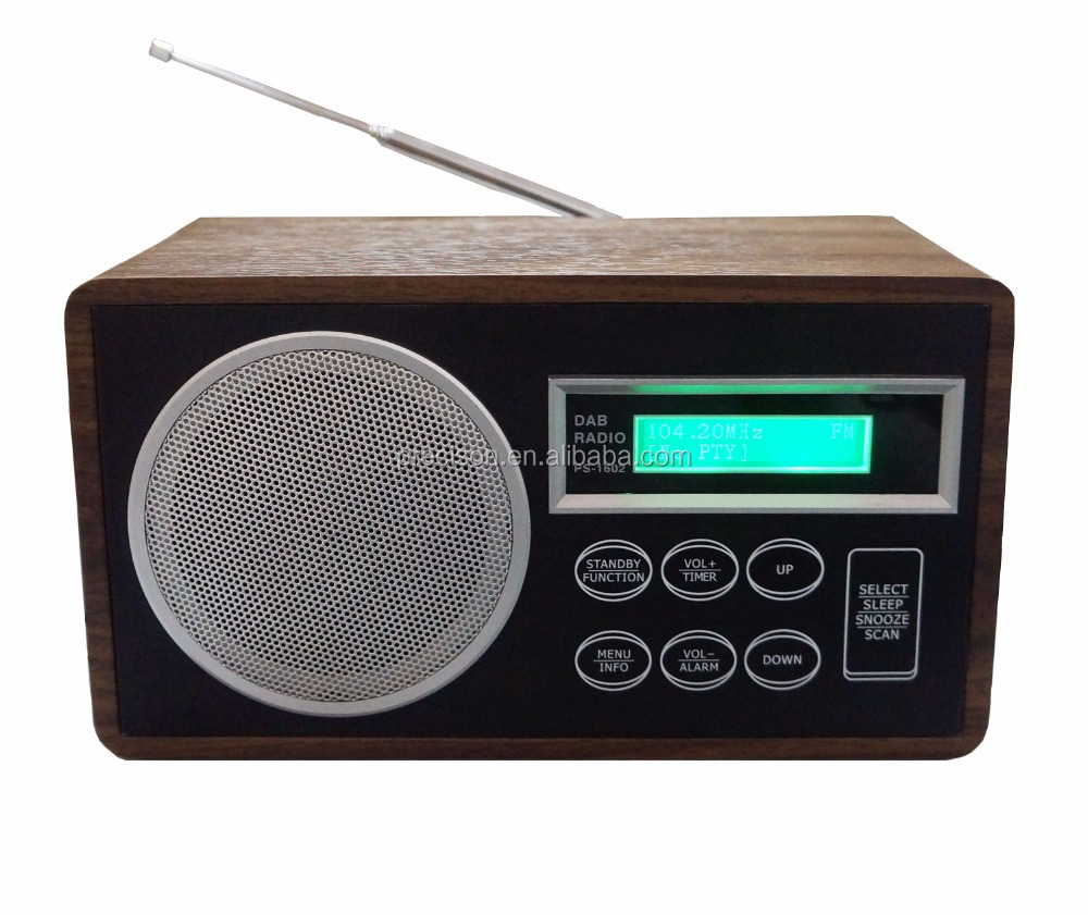 Digital Display DAB Radio Receiver