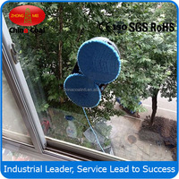 White Golden Intelligent Window Cleaning Robot