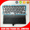 Wholesale german keyboard for macbook pro 13.3'' A1278 keyboard MB990 991 MC374