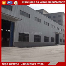 Paint light steel structure building for warehouse