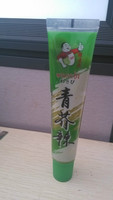 100% nature 43g wasabi paste in tube/high quality