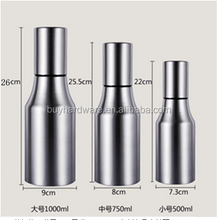 Stainless Steel oolive oil stainless steel container/Pot/Bin
