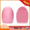 RENJIA face scrubber brush blackhead remover brush silicone facial cleansing brush