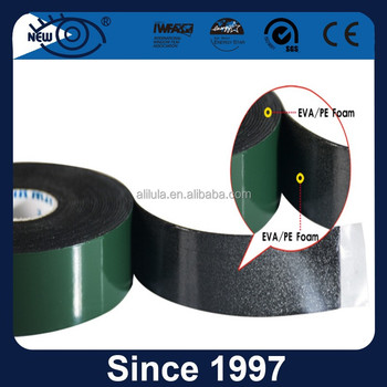 PE/EVA double sided adhesive foam tape