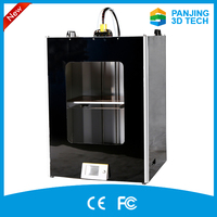 Panjing industrial dual nozzles large floor stand HERA Plus 3d printer