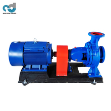 High Pressure Stainless Steel End Suction Centrifugal 50 Meters Head Water Pump