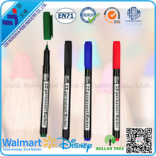 2015 Hot Selling Ex-factory Fine Erasable non-toxic body Chalk Marker Pen