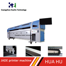 New jade Eco Solvent Printer Digital Flex Banner Printing Machine for epson DX5/DX7/5113 Printhead