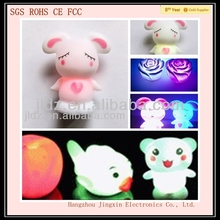 Customzied led flashing toys for collection or display