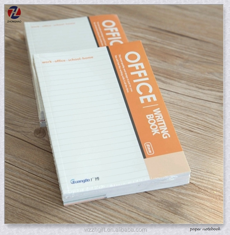 Classical Paper Full Colors 40sheets For Student Exercise Book Suppliers