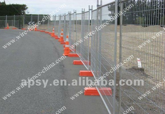 welded wire mesh Galvanized Temporary Fence for sale