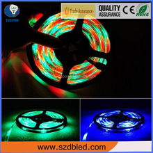 architectural model lighting flexible 3528 Led Strip 240leds/m 12V/24V double line 19.2w/m