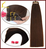 Drawn Weft Hair With Effective & Timely Delivery Tight Curly Hair Clip Hair IN Extensions
